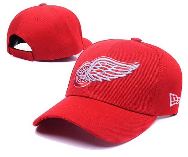 2016 NHL Detroit Red Wings Adjustable Hat xdfmy