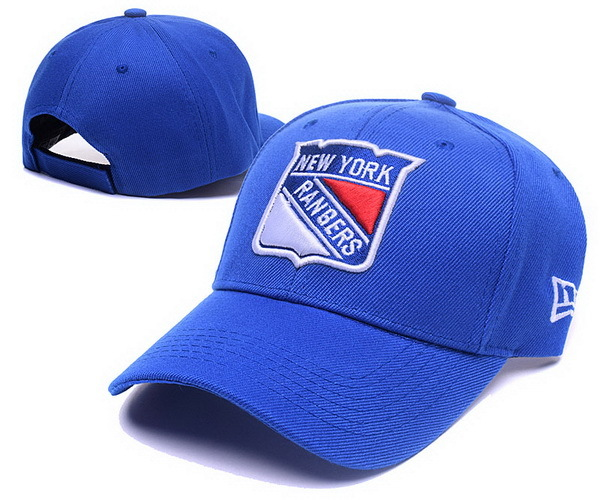 2016 NHL New York Rangers Adjuastable Hat xdfmy