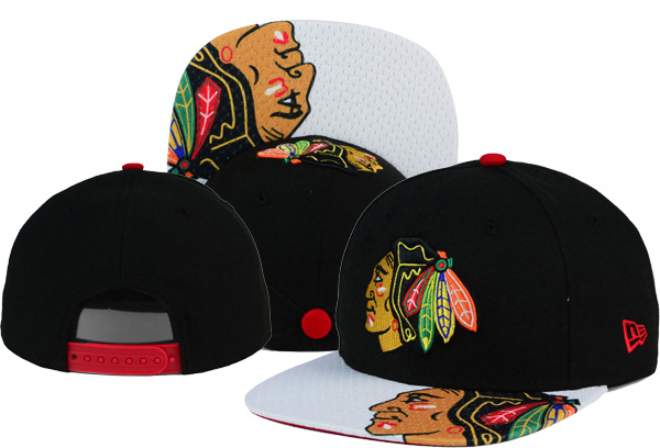 NHL Chicago Blackhawks Snapback
