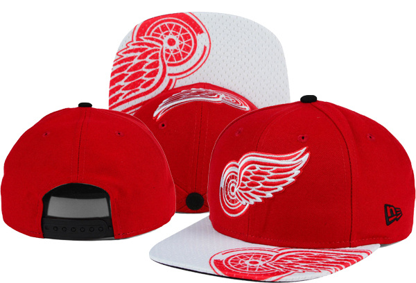 NHL Detroit Red Wings Snapback
