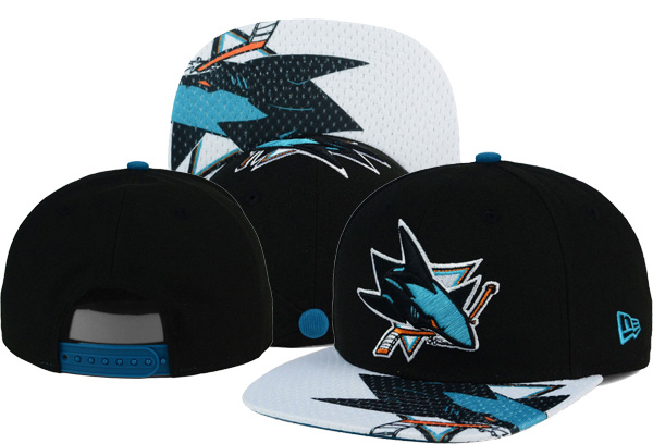 NHL San Jose Sharks Snapback