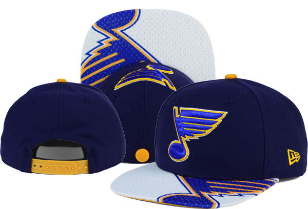 NHL St Louis Blues Snapback