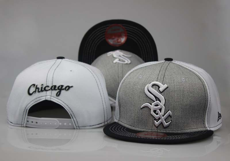 2017 MLB Chicago White Sox Snapback LTMY1