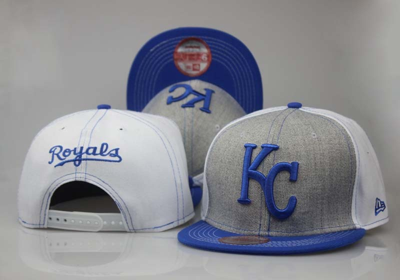 2017 MLB Kansas City Royals Snapback LTMY1