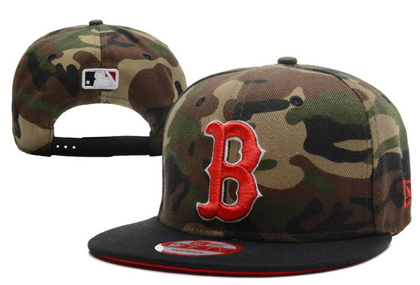 mlb boston red sox snapback 7
