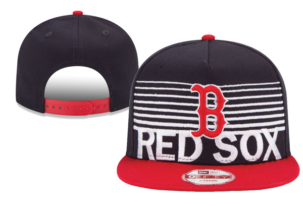 mlb boston red sox snapback 2