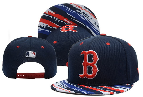 mlb boston red sox snapback 6
