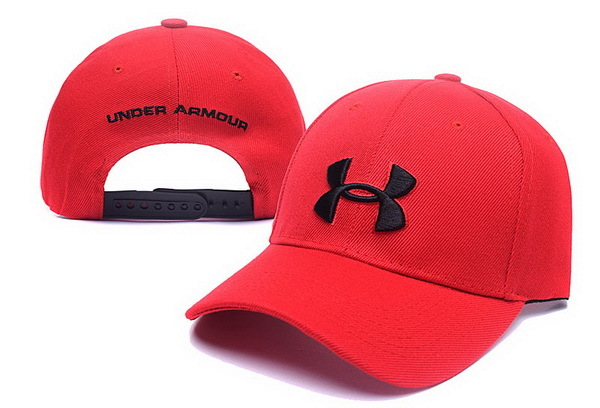 2016 Under Armour Adjustable Hat Red xdfmy