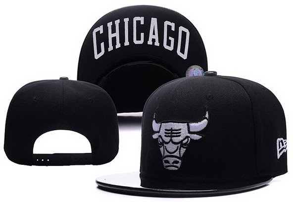 2017 NBA Chicago Bulls Snapback, XDFMY