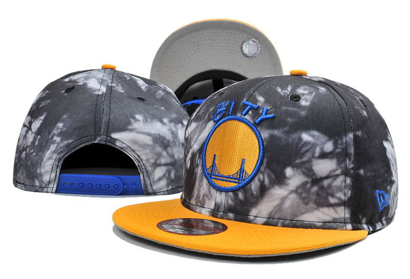 2017 NBA Golden State Warriors Snapback LTMY