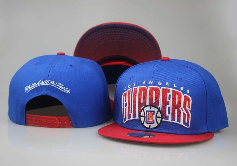 2017 NBA Los Angeles Clippers Snapback 3 LTMY