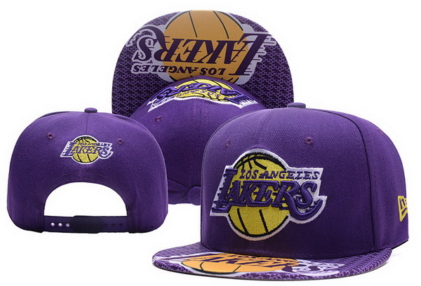2017 NBA Los Angeles Lakers Snapback. XDFMY