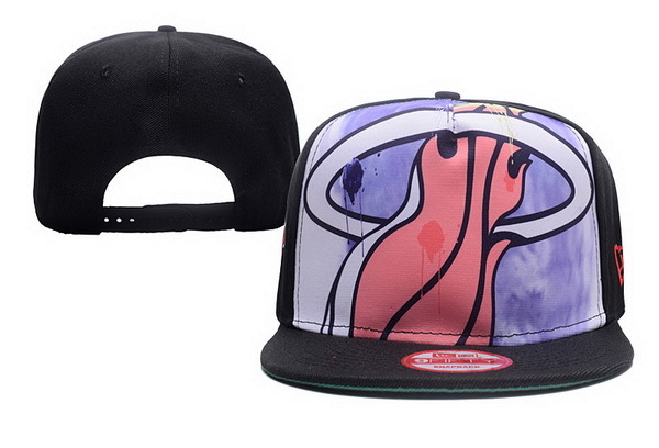 2017 NBA Miami Heat Snapback XDFMY