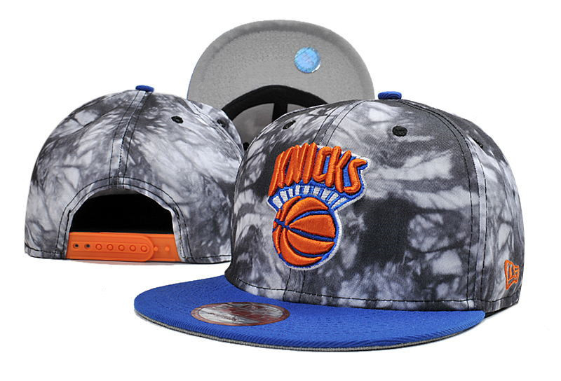 2017 NBA New York Knicks Snapback 2 LTMY