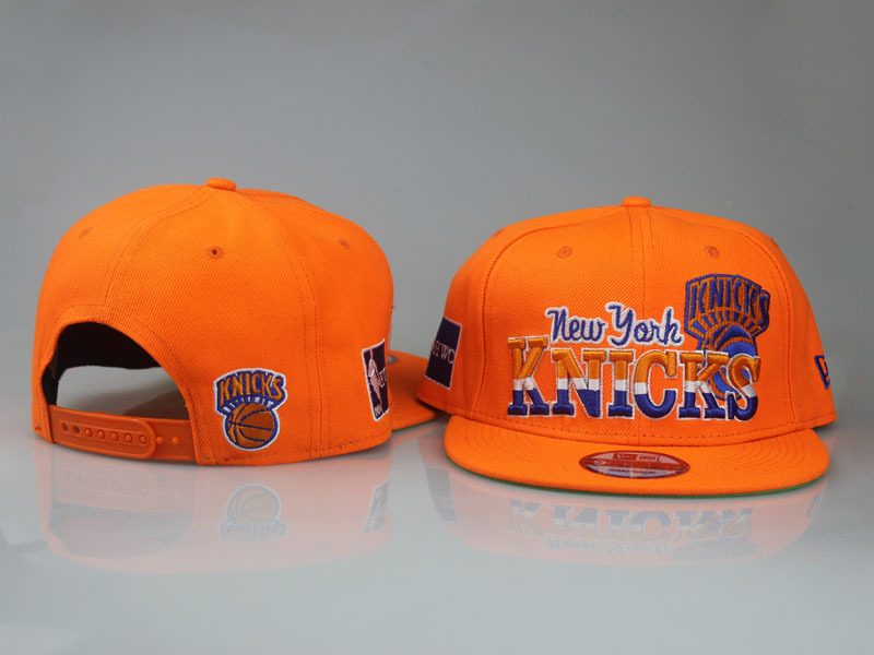 2017 NBA New York Knicks Snapback. 2 LTMY