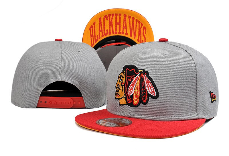 2017 NHL Chicago Blackhawks Snapback 2 LTMY