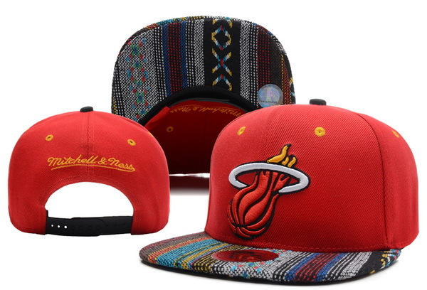nba miami heat snapback 2