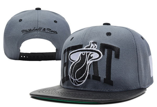 nba miami heat snapback 40