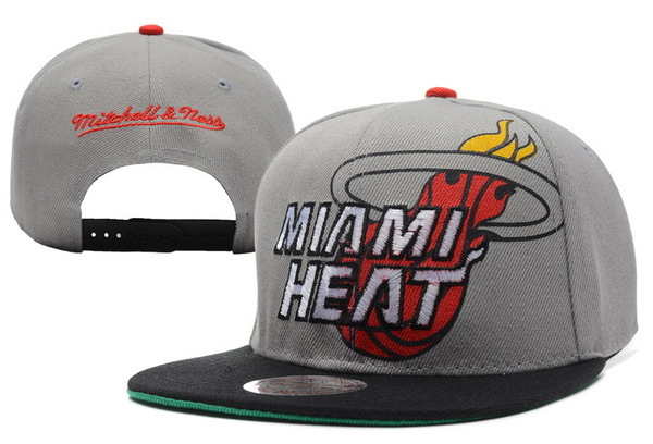 nba miami heat snapback 44