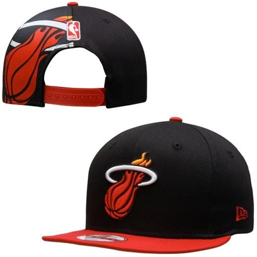 nba miami heat snapback 45