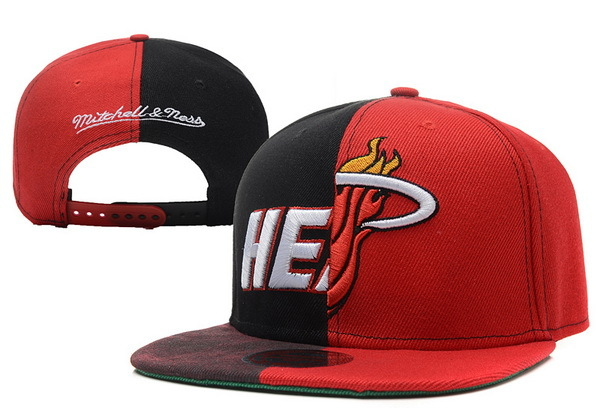 nba miami heat snapback 58