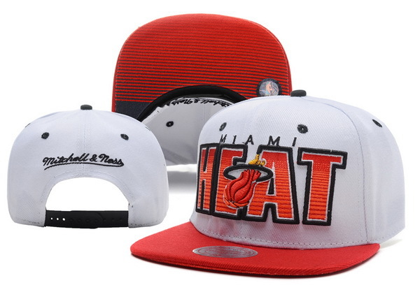 nba miami heat snapback 6