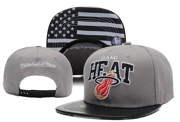 nba miami heat snapback 61