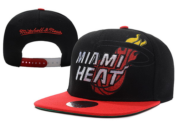 nba miami heat snapback 62