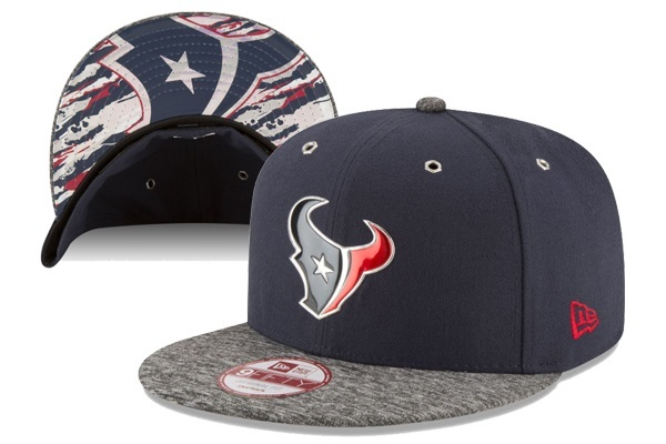 2016 NFL Draft On Stage Houston Texans Snapback XDFMY