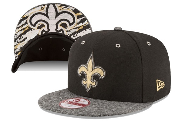 2016 NFL Draft On Stage New Orleans Saints Snapback XDFMY