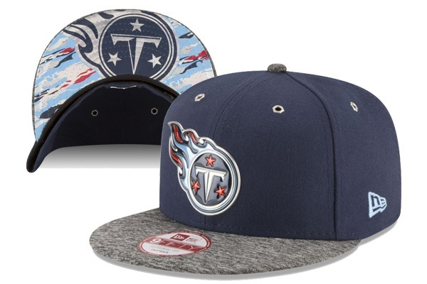 2016 NFL Draft On Stage Tennessee Titans Snapback XDFMY