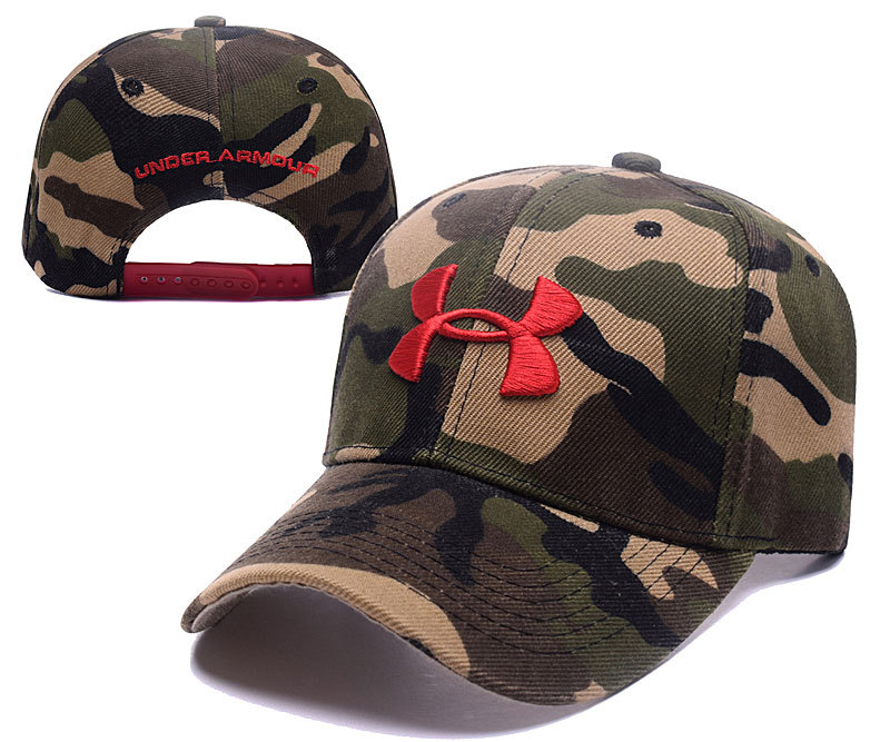 2016 Under Armour Adjustable Hats