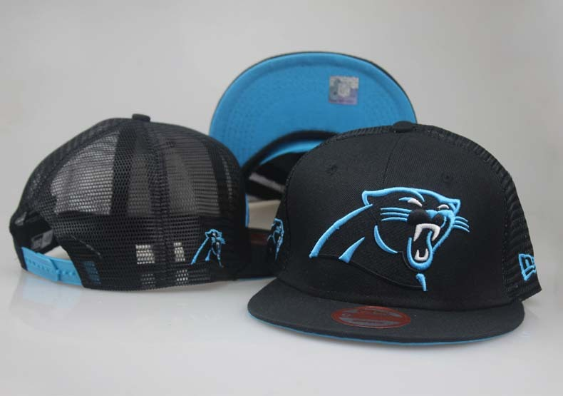 2017 NFL Carolina Panthers Snapback 4 LTMY
