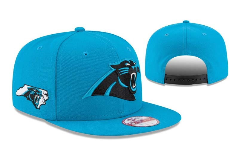 2017 NFL Carolina Panthers Snapbacks 3 LTMY