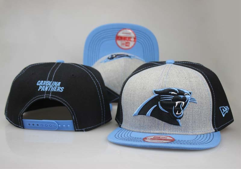 2017 NFL Carolina Panthers Snapbacks 5 LTMY