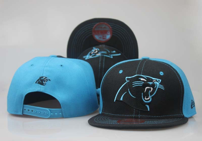 2017 NFL Carolina Panthers Snapbacks LTMY