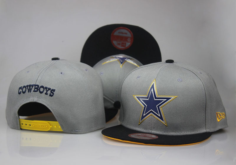 2017 NFL Dallas Cowboys Snapback 3 LTMY