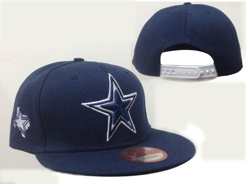 2017 NFL Dallas Cowboys Snapback 4 LTMY