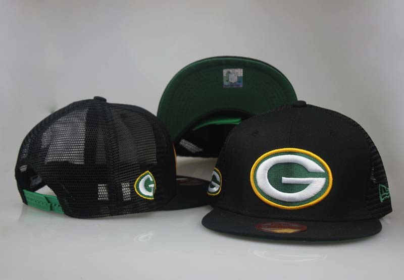 2017 NFL Green Bay Packers Snapback 2 LTMY