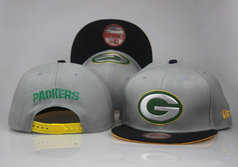 2017 NFL Green Bay Packers Snapback 4 LTMY