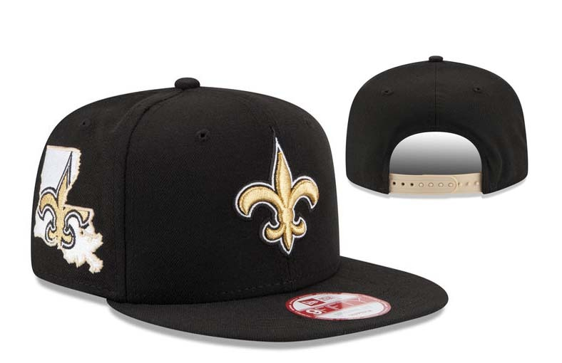 2017 NFL New Orleans Saints Snapback 2 LTMY