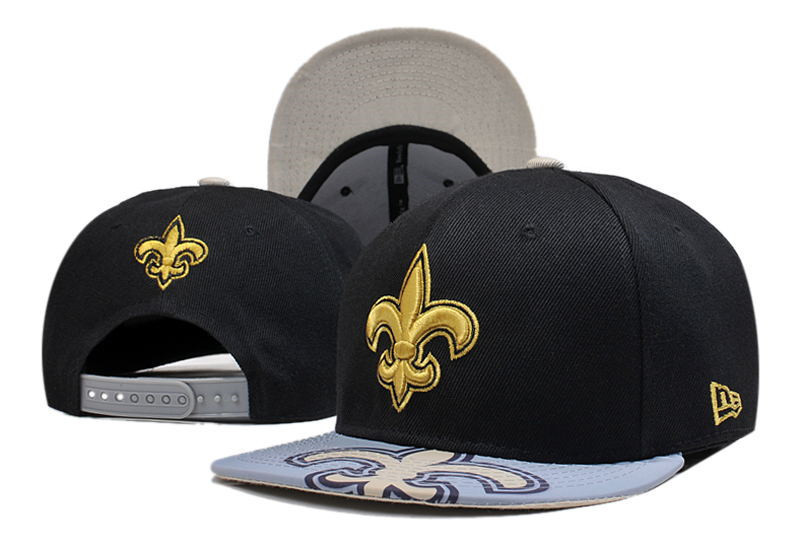 2017 NFL New Orleans Saints Snapback 22 LTMY