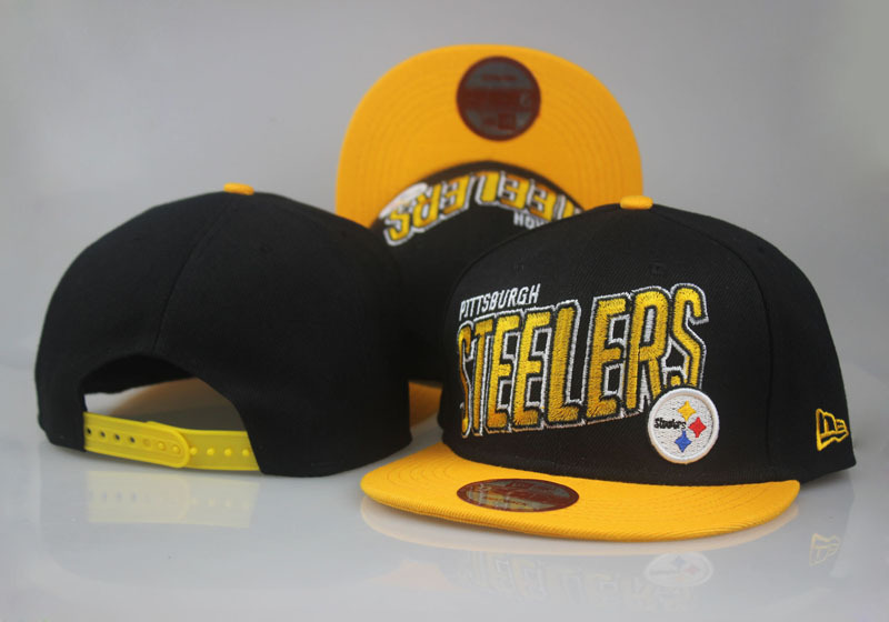 2017 NFL Pittsburgh Steelers Snapback 1 LTMY