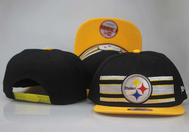 2017 NFL Pittsburgh Steelers Snapback 112 LTMY