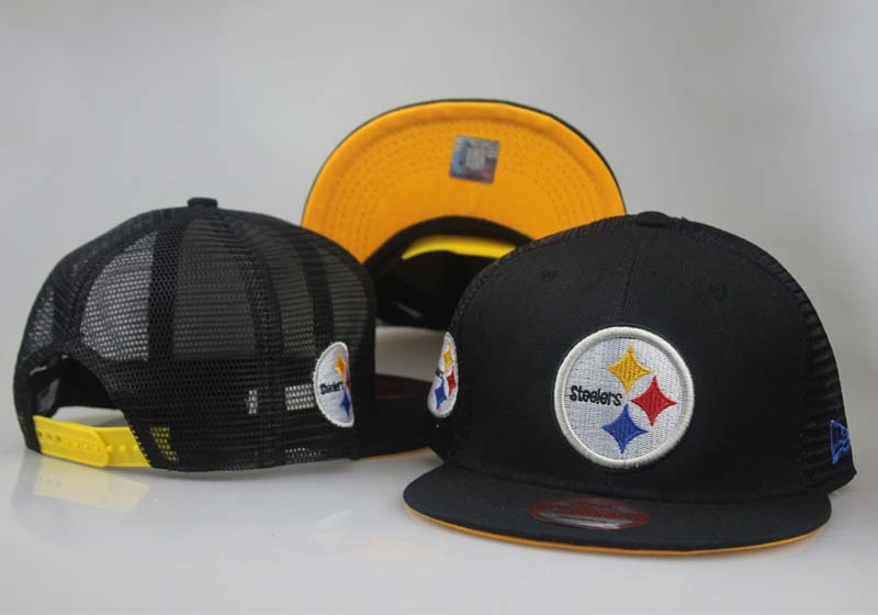 2017 NFL Pittsburgh Steelers Snapback 2 LTMY