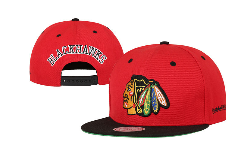 33bb50a43f2 2017 NHL Chicago Blackhawks Snapback LTMY