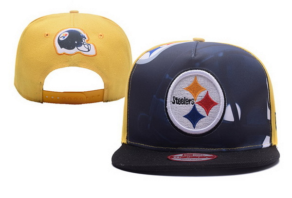 NFL Pittsburgh Steelers Snapback 201705