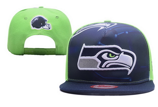 NFL Seattle Seahawks Snapback 201704