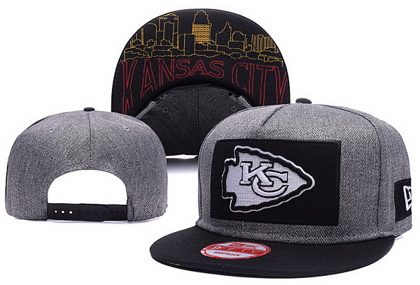 nfl kansas city chiefs snapback 3