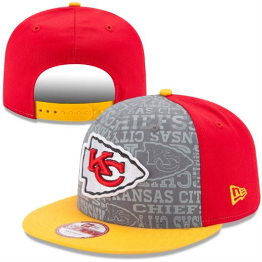 nfl kansas city chiefs snapback 4